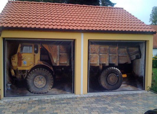 3d Garage Door Covers Make Your Garage Not Suck