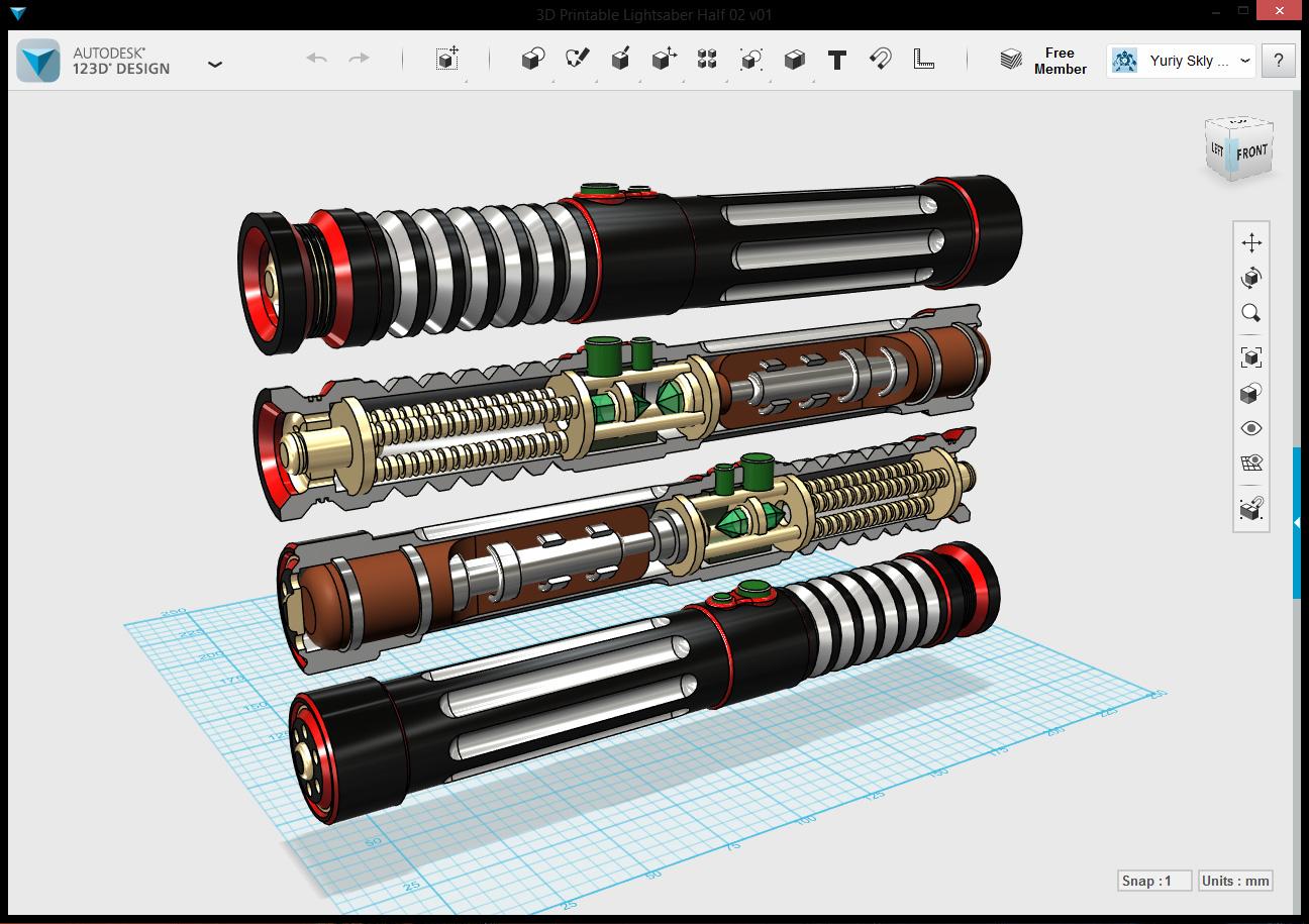 Download Locations  Download 123D Design. 123D Design 2 1