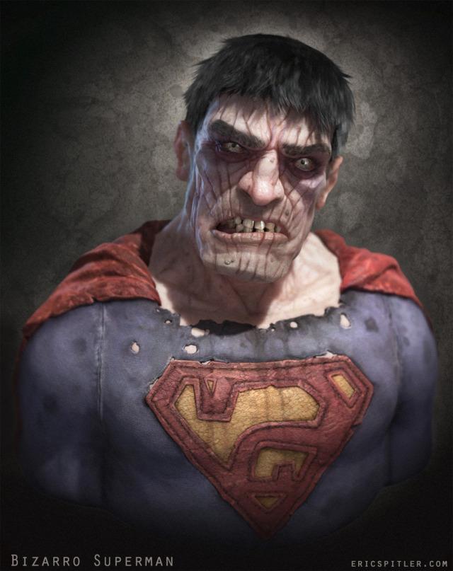 Top 10 3d Zombie Art