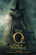 OZ: The Great and Powerful Movie trailer.