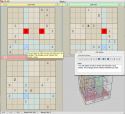 3Doku Brings Classic Sudoku to the Third Dimension (Version 1.8 for Mac OSX)