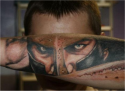 5 Outstanding Full Back 3D Tattoos